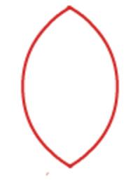 Bi-convex lens