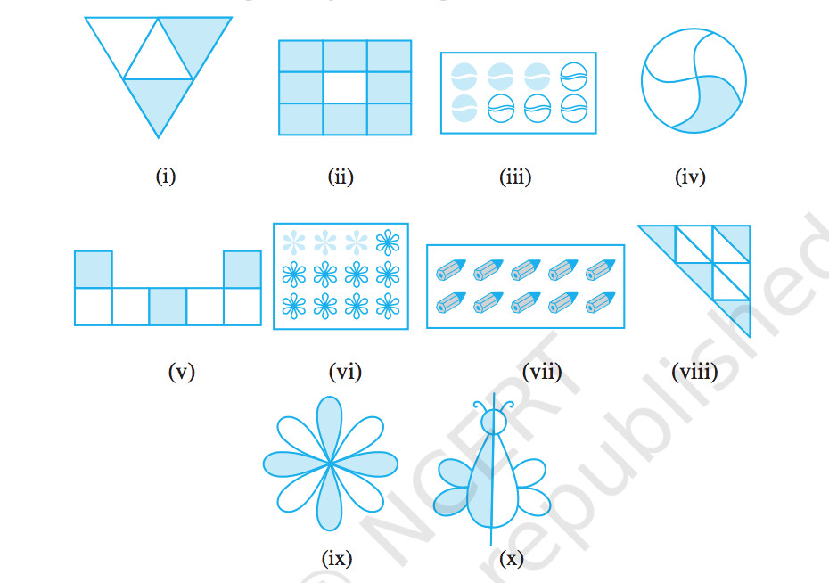 Chapter 7 Fractions Class 6