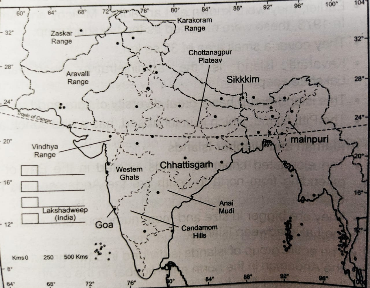 Image of: Class 9 Geography Chapter 2 Physical Features Of India Class 9 Geography Ncert Solutions Social Science