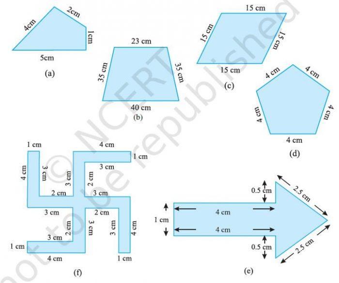 Ex 10.1 Class 6 Maths Question 1