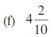 Ex 8.1 Class 6 Maths Question 4f