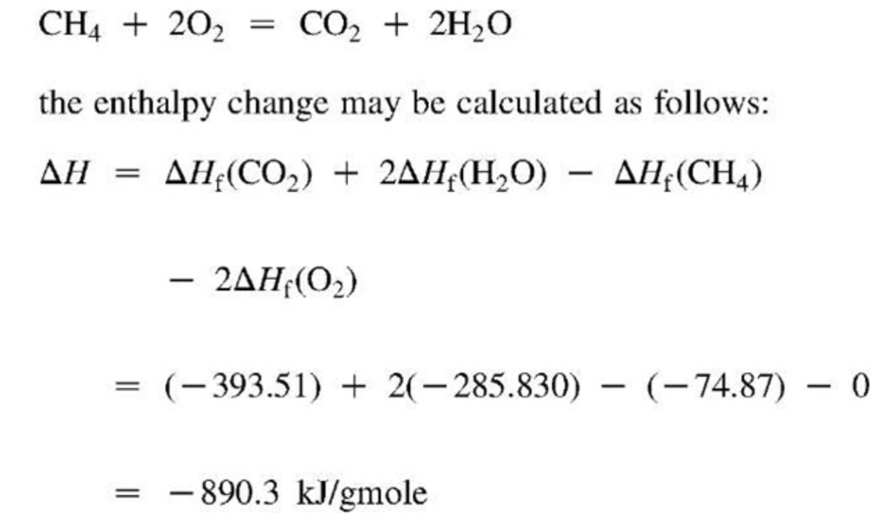 Enthalpies Of Reaction Chemistry Class 11 Thermodynamics