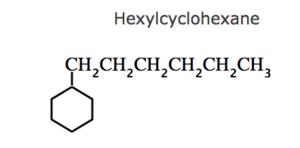 Hexylcyclohexane