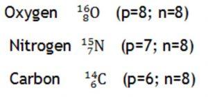 Isotones