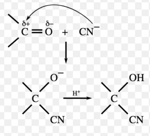 Ketone cyanohydrin
