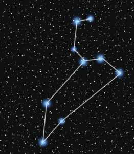 Leo Major Constellation
