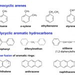 Monocyclic and polycyclic arenes