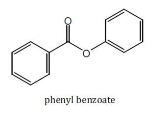 Phenyl benzoate