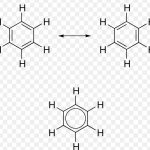 Resonating structure of benzene