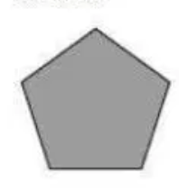 Shaded polygon