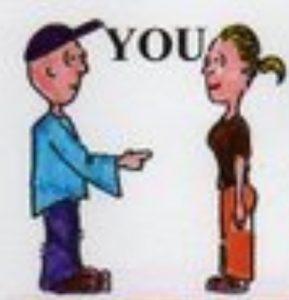pronoun you