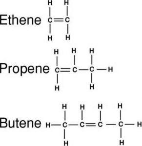 alkene molecule