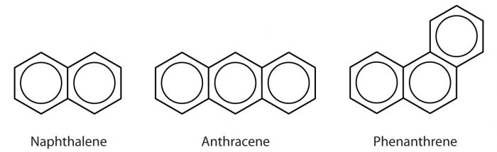 bicyclic and tricyclic aromatic compounds