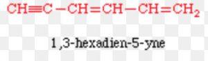 double bond preference over triple bond