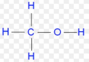 methanol structure