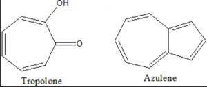 non-benzenoid aromatic compounds