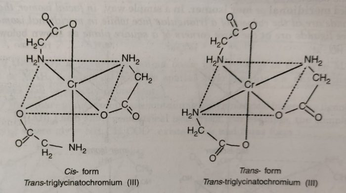 triglycinatochromium (iii)